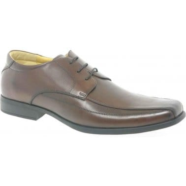Steptronic Watson Mens Formal Lace Up Derby Shoes