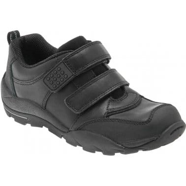 Startrite Generator Boys Sporty Velcro Fastening School Shoes