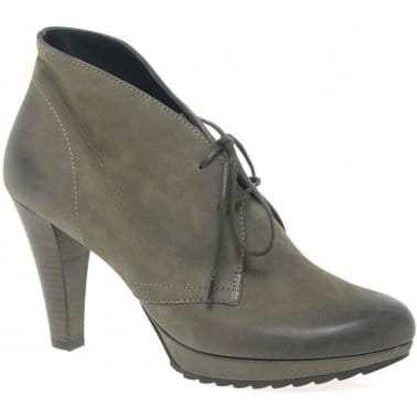 Paul Green Peak Ladies Lace Up Ankle Boots