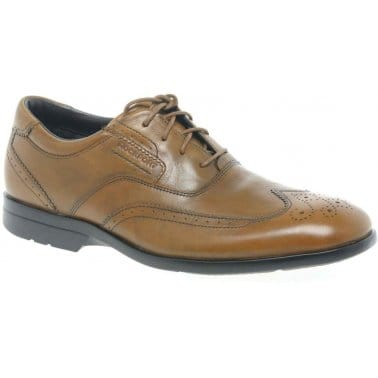 Rockport Wingtop Mens Lace Up Formal Shoes