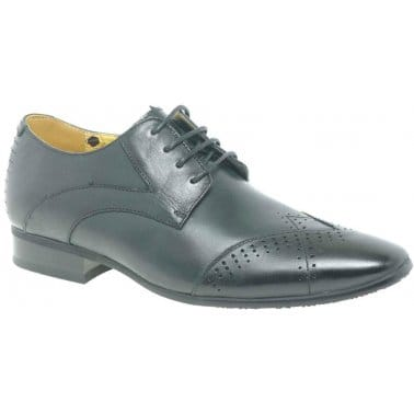 Front Murcia Mens Formal Lace Up Shoes