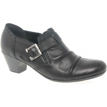 Shelley Buckle Strap High Cut Courts