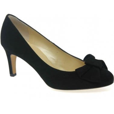 Peter Kaiser Elizabet Suede Dress Court Shoes