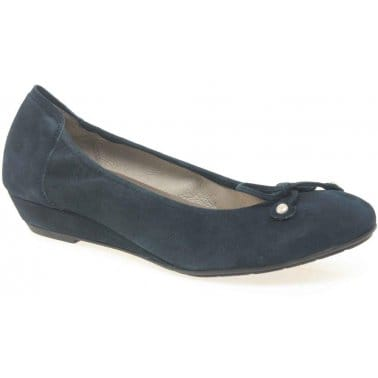 Eneka Serene Womens Suede Casual Shoes
