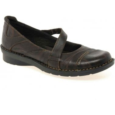 Clarks Fernely Dixie Womens Slip On Casual Shoes