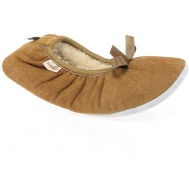 Shepherd Saga Womens Warm Lined Slippers