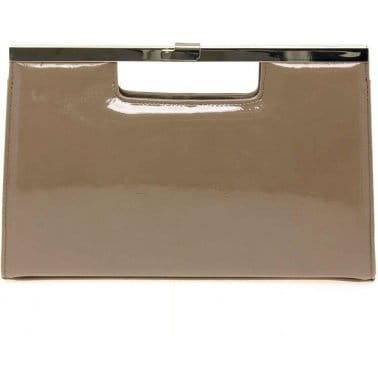 Peter Kaiser Leather Clutch Handbag