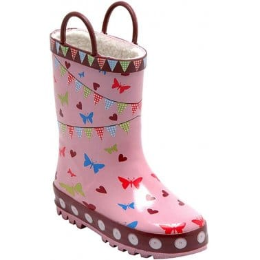 Startrite Arts And Crafts Girls Wellington Boots