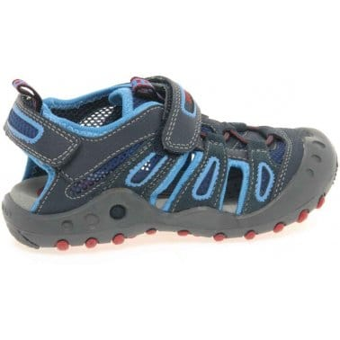 Geox Kyle Junior Boys Closed Toe Sandals