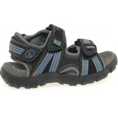 Geox Strada Junior Boys Open Toe Sandals