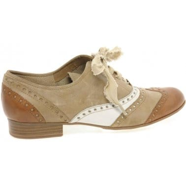 Dance Womens Lace Up Brogues