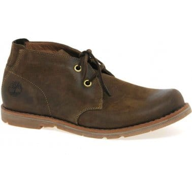 Timberland Earth Keeper Mens Lace Up Chukka Boots