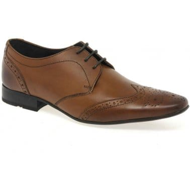 Base Purdey Mens Lace Up Formal Shoes