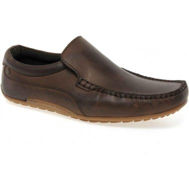 Base Sahara Mens Casual Slip On Shoes