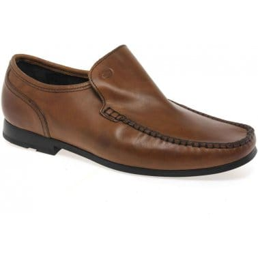 Base Browning Mens Slip On Casual Shoes