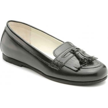 Berkeley Girls Slip On Leather Shoes
