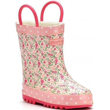 Startrite Country Garden Girls Wellington Boots