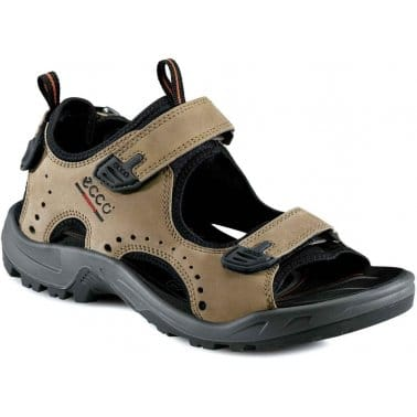 Andes Nubuck Mens Sandals