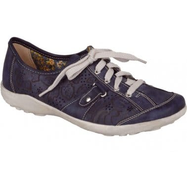 Dorndorf Liv Womens Lace Up Casual Shoes