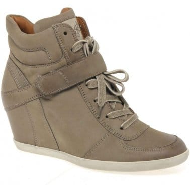 Paul Green Wedge Womens Hidden Wedge Ankle Boots