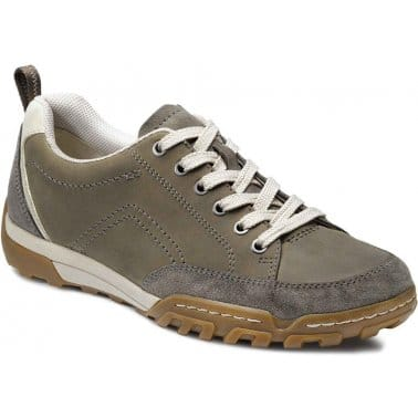 Ecco Calgary Mens Lace Up Casual Shoes