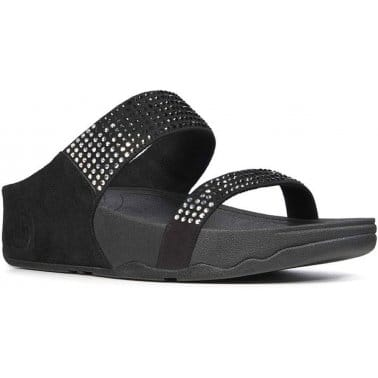 FitFlop Flare Slide Womens Casual Sandals