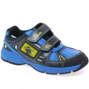 Clarks Jack Waves Boys Velcro Fastening Trainers