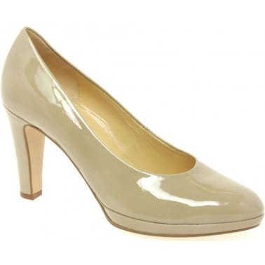 Gabor Splendid Womens High Heel Court Shoes