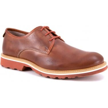 Edinburgh Mens Lace Up Shoes
