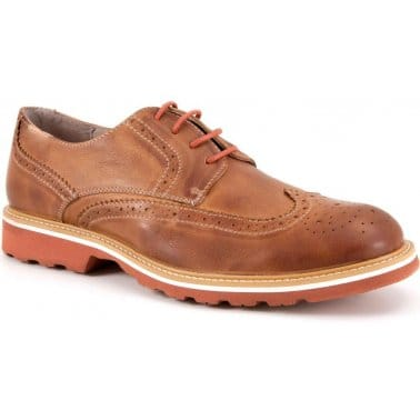 Pikolinos Stirling Mens Lace Up Brogues