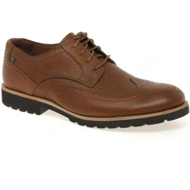 Rockport Ledge Hill Mens Lace Up Casual Shoes