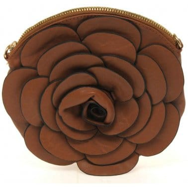 L.F.B. Flower Shaped Womens Handbag (S2027)