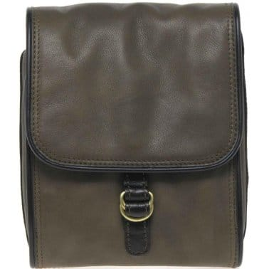 Gianni Conti 583730 Leather Crossover Shoulder Bag