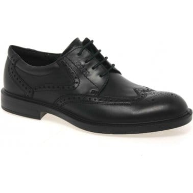 Dixon Mens Lace Up Formal Brogues