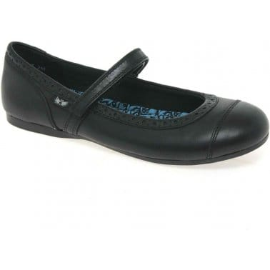 Totally Girls Velcro Fastening Shoes