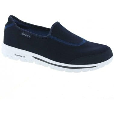 Skechers Go Walk Mens Slip On Sports Shoes