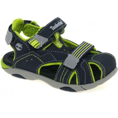 Timberland Dune Fisherman Infant Boys Velcro Fastening Sandals