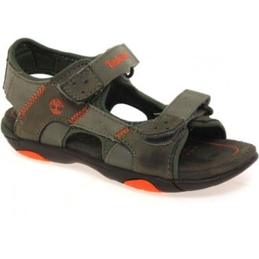 Timberland Pebble Infant Boys Velcro Fastening Sandals