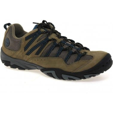 Timberland Intervale Mens Lace Up Trainers