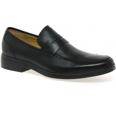 Steptronic Statesman Mens Slip On Formal Shoes