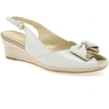Samar Womens Slingback Sandals