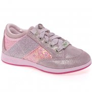 Lelli Kelly California Lights LK6750 Girls Lace Up Trainers