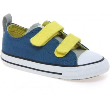 Converse All Star 737475C Infant Boys Canvas Shoes
