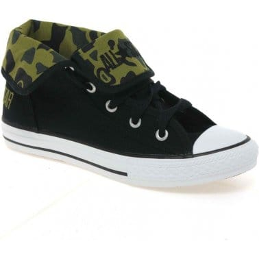 Converse All Star Super Camo Boys Canvas Boots