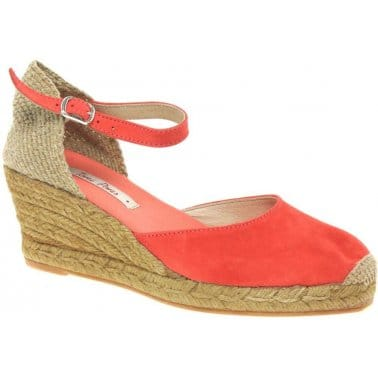 Toni Pons Lloret Ladies Wedge Heeled Espadrilles