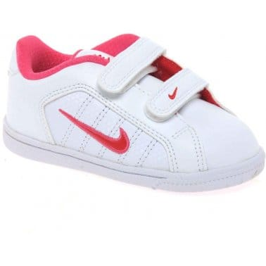 Nike Court Tradition Toddler Girls Trainers