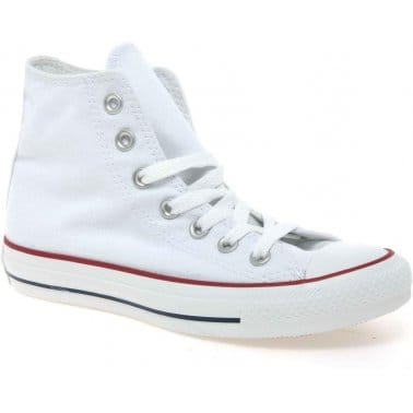 All Star Hi Top Lace Up Canvas Boots