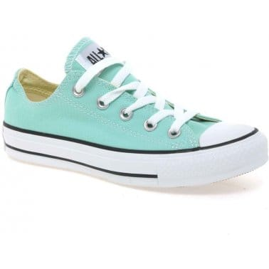 Converse All Star Oxford Junior Girls Canvas Shoes