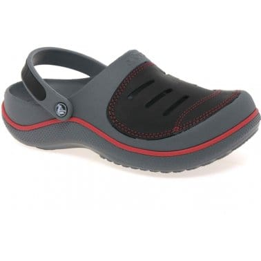 Crocs Boys Yukon Clogs
