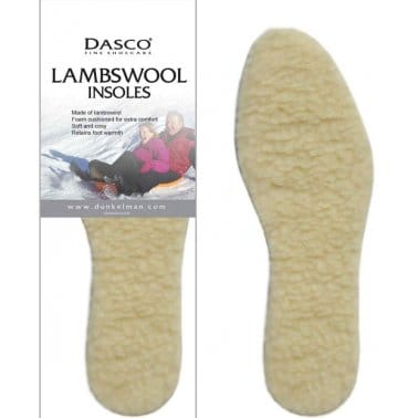 Lambswool Mens Insoles